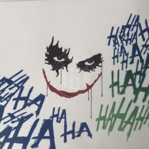 Joker with Laughter