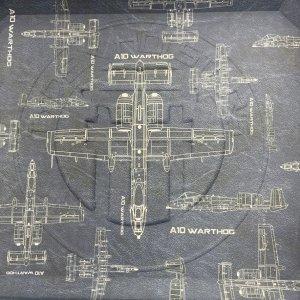 A-10 Blueprint