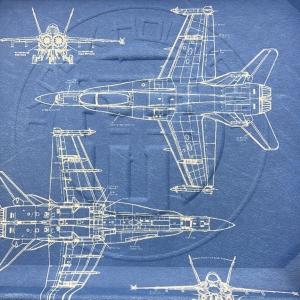 F-18 Blueprint